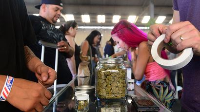 Filmmakers offer free marijuana at documentary screenings
