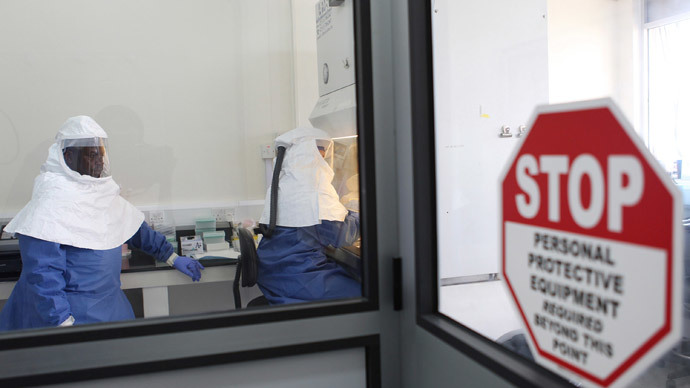 FBI investigating vials of smallpox uncovered in unsecured lab near Washington, DC