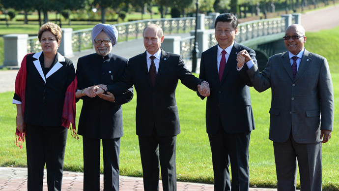 ​BRICS countries near development bank deal to rival IMF, WB