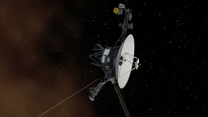 NASA's Voyager 1 spacecraft (Reuters/NASA)