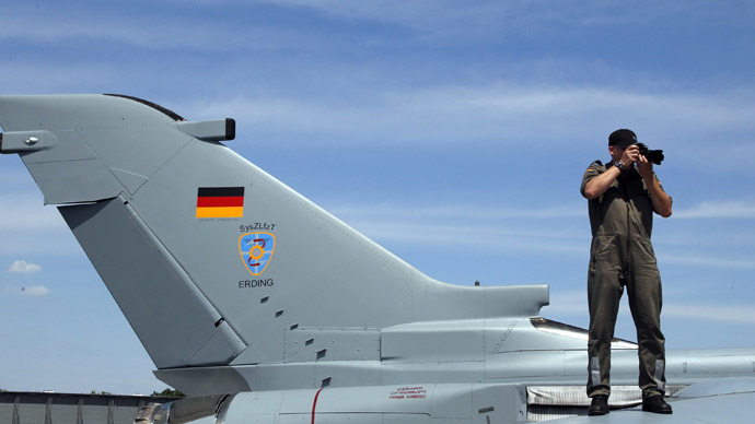 'Second CIA spy in Germany': Berlin raids Ministry of Defense
