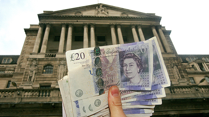 UK wages took bigger hit post-crisis than govt. estimate- report
