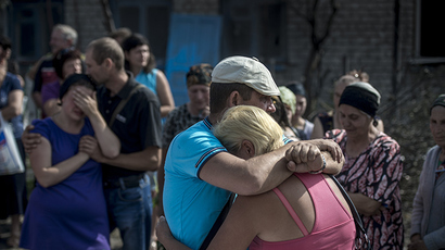 30 civilians killed, orphanage destroyed as Kiev forces hit town near Donetsk – local militia