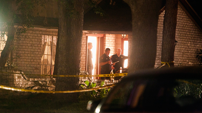 Man who shot 6 in Texas was not victims' father