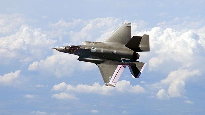 F-35 JSF (AFP Photo / HO)