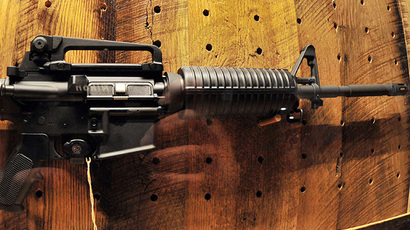 An AR-15 rifle (AFP Photo / Karen Bleier)