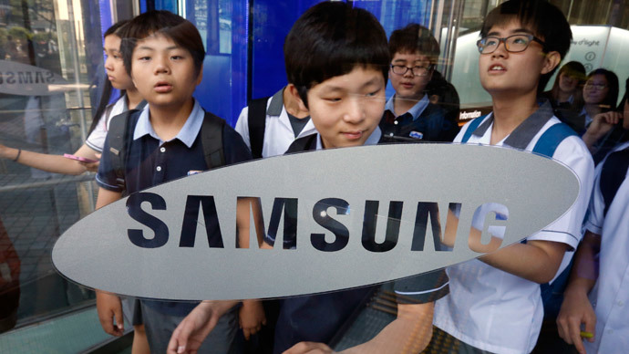 ​Samsung suspends business with Chinese factory after finding 'evidence' of child labor