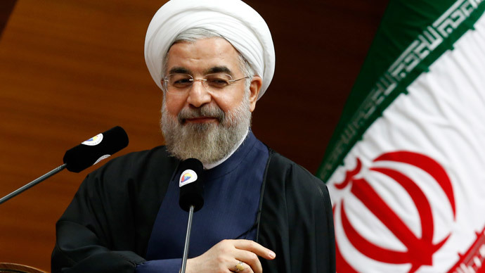 'Trust President Rouhani': Britain's new policy towards Iran