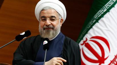 Iran's President Hassan Rouhani.(Reuters / Umit Bektas)