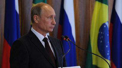 Putin: Nazi virus 'vaccine' losing effect in Europe