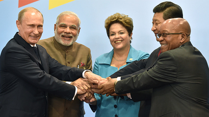 Nobel Prize winning economist praises $100 bn BRICS bank created to counter Western dominance