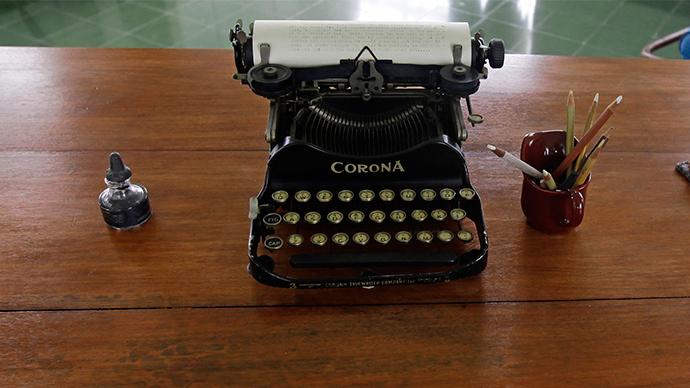 'No joke': Germany mulls using typewriters to combat US snooping