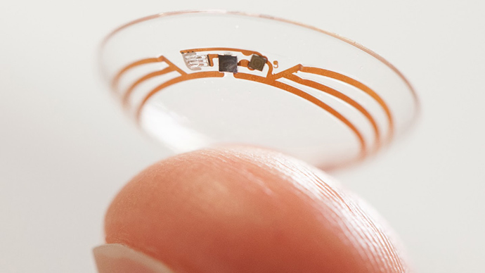 Google strikes deal to put smart lens into diabetics' eye