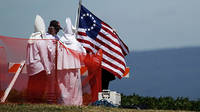 ​Missouri KKK: We will use 'lethal force' against Ferguson protesters