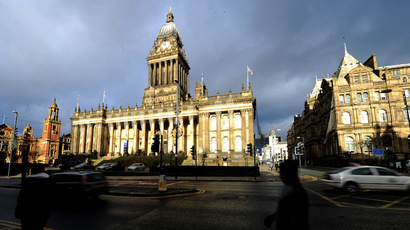 Leeds, northwest England (AFP Photo)