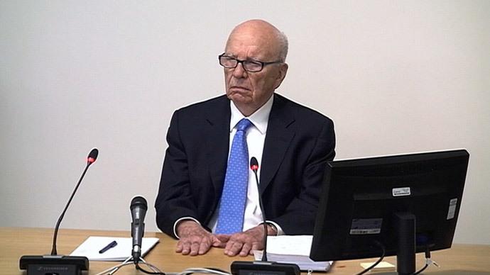 Rupert Murdoch.(Reuters)