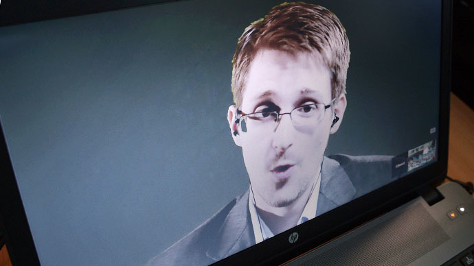Edward Snowden (AFP Photo / Frederick Florin)
