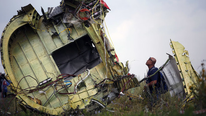 Ukrainian Su-25 fighter detected in close approach to MH17 before crash - Moscow