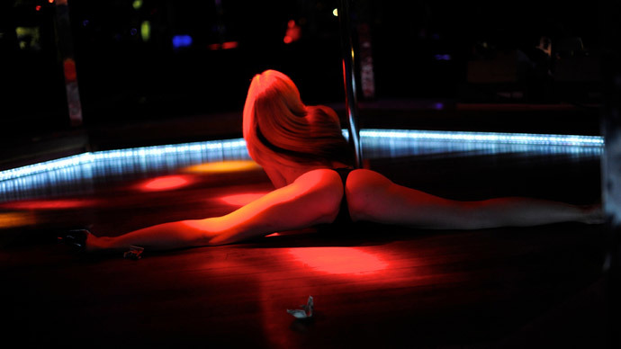 San Diego strippers sue cops for photographing them nude during 'club inspections'