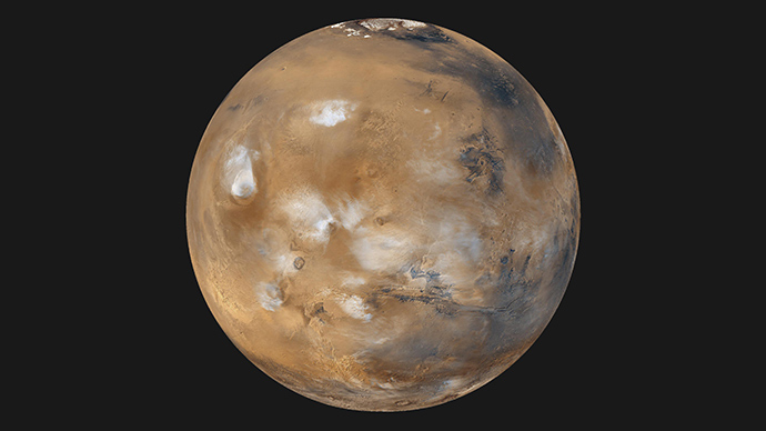 Mars (image from nasa.gov)
