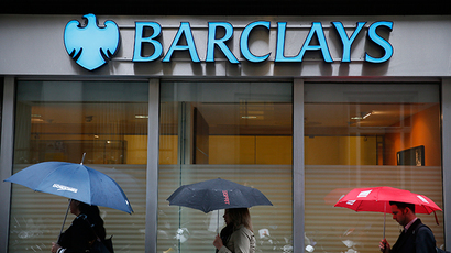 Barclays, one of Britain's largest banks, has been engulfed by financial scandals in recent years. Barlcays, London. Courtesy of Reuters / Stefan Wermuth