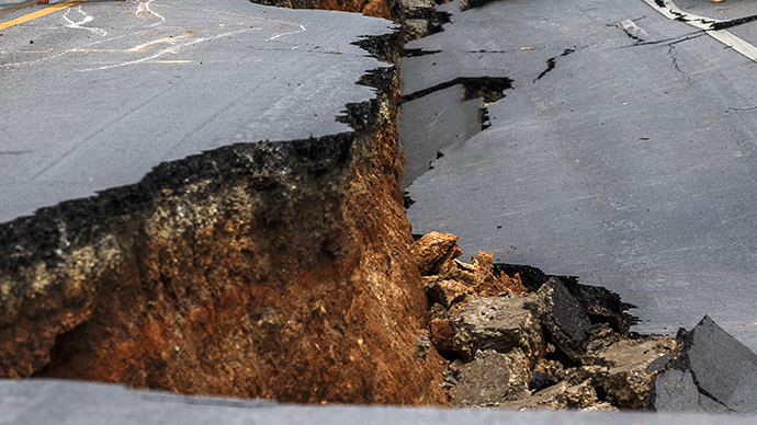 Shake, rattle and roll: Earthquake risk increased for half of US