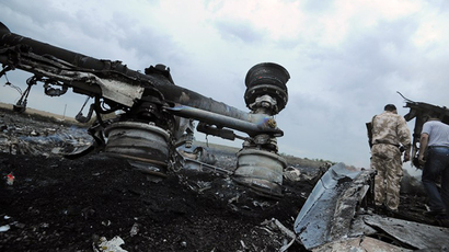 'They were falling from the sky:' Witnesses of MH17 crash tell their stories