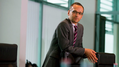 German Justice Minister Heiko Maas ( Reuters / Thomas Peter)