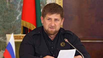 Head of Chechen Republic Ramzan Kadyrov (RIA Novosti / Said Tzarnaev)