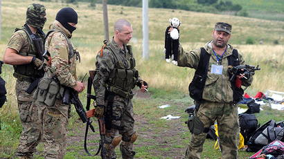 Expert access to MH17 crash site 'fairly good' - OSCE mission