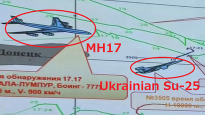 Bogus photos of 'Russian' air-defense systems in Ukraine debunked by bloggers