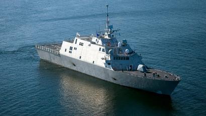 USS Freedom (Reuters / Lockheed-Martin)