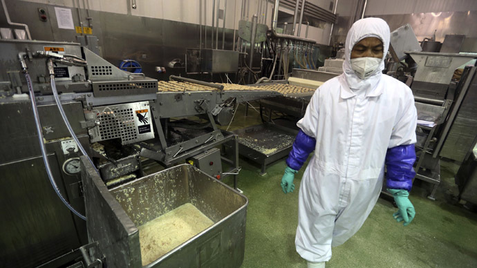 ​Five involved in food scandal detained in China, including boss of 'rotten meat' supplier