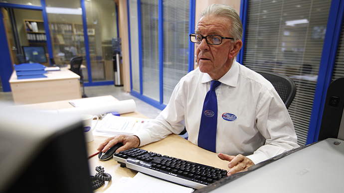 Bank of England: Growing number of elderly Britons working