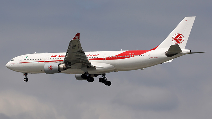 An Air Algerie Airbus (Image from wikipedia.org)