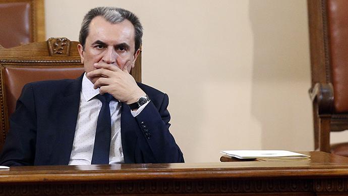 Bulgaria's Prime Minister Plamen Oresharski (Reuters / Stoyan Nenov)