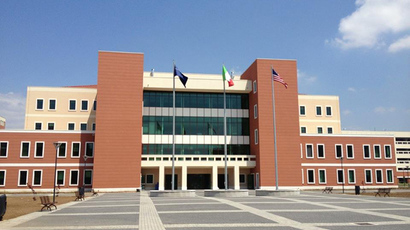 The U.S. base Caserma Del Din in Vicenza, Italy. (Image from flickr.com)