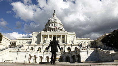 The U.S. Capitol in Washington. (Reuters / Kevin Lamarque)