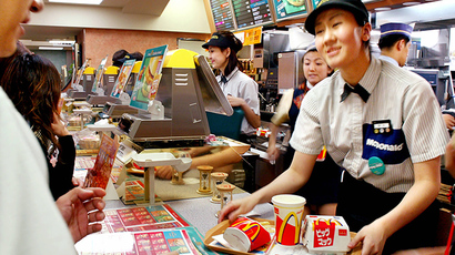McDonald's back to normal in China after changing food suppliers