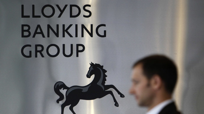 Lloyds could pay up to £300m in Libor settlement. (Reuters/Stefan Wermuth)