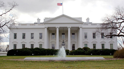 The White House in Washington, DC (AFP Photo / Karen Bleier)