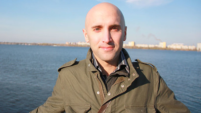 British journalist Graham Phillips (Image from grahamwphillips.com)