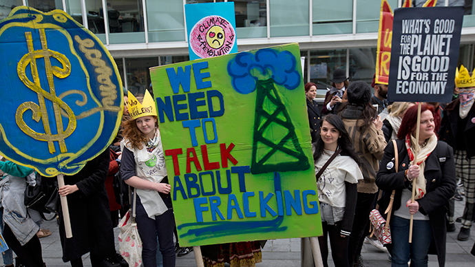 Fracking to be allowed in UK national parks in 'exceptional circumstances'
