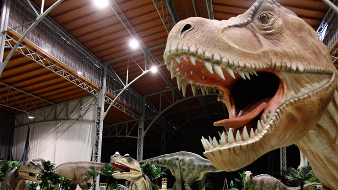 Dinosaurs' colossal bad luck: How they died and we survived