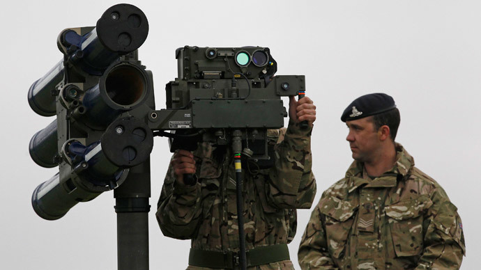 UK commits to major NATO military exercise in Poland