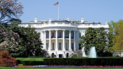 The White House in Washington DC (Image from wikipedia.org)