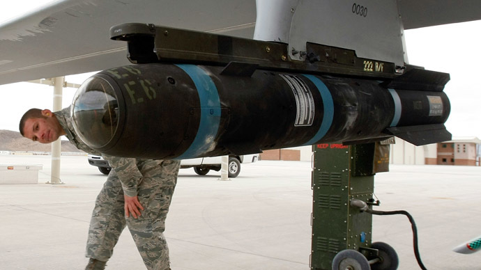 Army searching for missile that fell from Apache helicopter