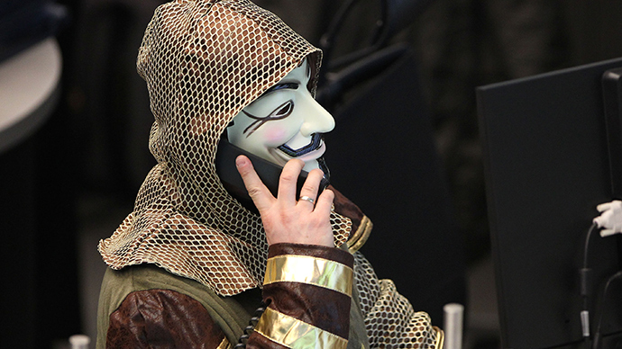 Anonymous 'knocks Out' Mossad Website Over Israel's Gaza ...