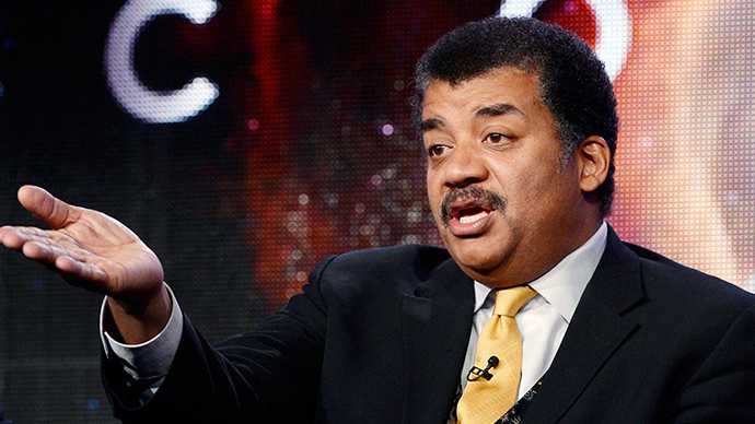 'Chill out!' Neil deGrasse Tyson defends GMO foods (VIDEO)