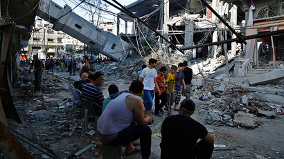Over 100 Gaza civilians killed overnight as Israel searches for missing IDF soldier